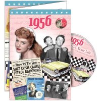 1956 Greetings Card & DVD