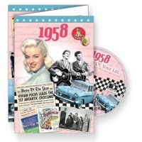 1958 Greetings Card & DVD