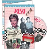 1959 Greetings Card & DVD